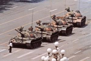 1989 Tank man